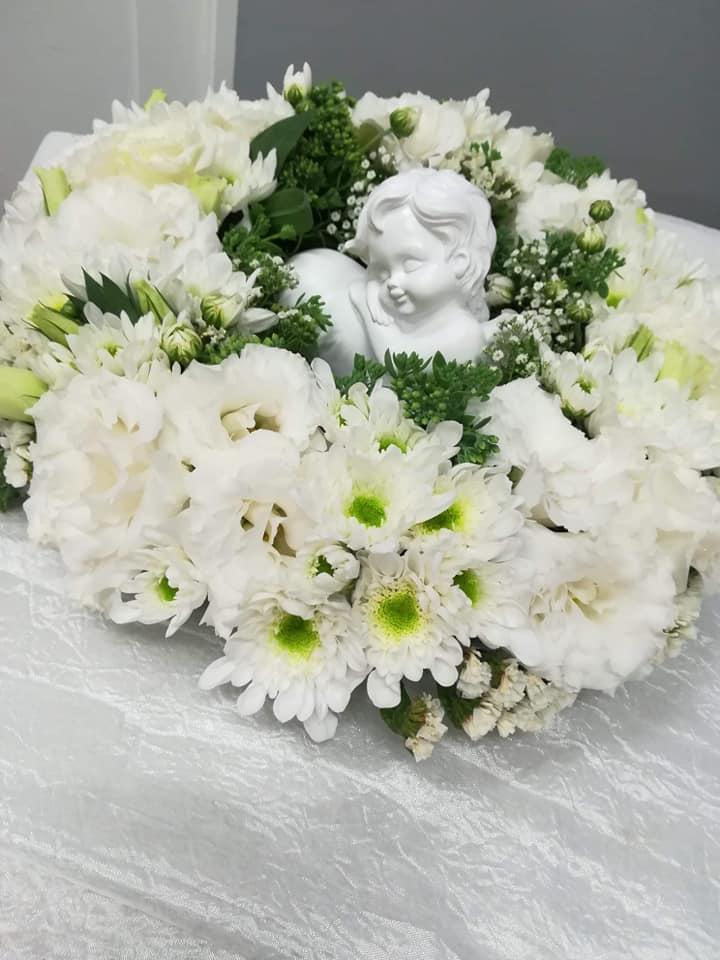 wieniec pogrzebowy lędziny
